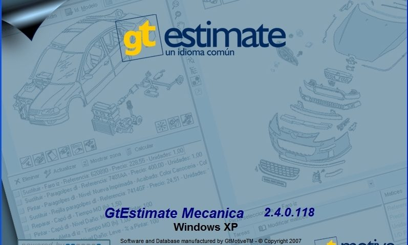GT Estimate 2019 Gold 2.4.0.118 VMWARE Free Downlead