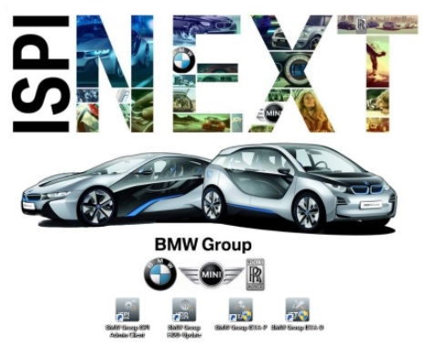 BMW ISTA-P 2020 version 3.67.1. Rheingold 4.24.13 + SDP-BLP
