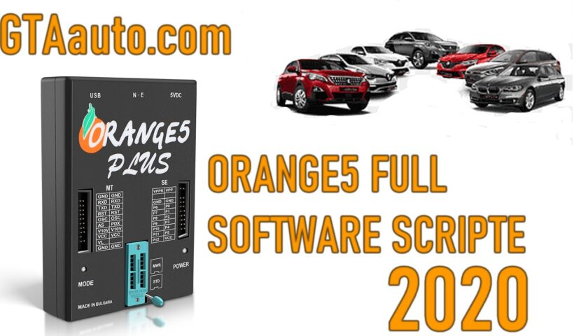 Orange5 Programmer Full Software Script 2020 Airbag Immobilizer dashboard ECU ..Big database 1 Sans titre 3