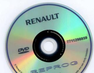 Renault ReProgramming 178 DVD ISO 2019 1 0c8f012fad383b50b2b9890eb6846cb6