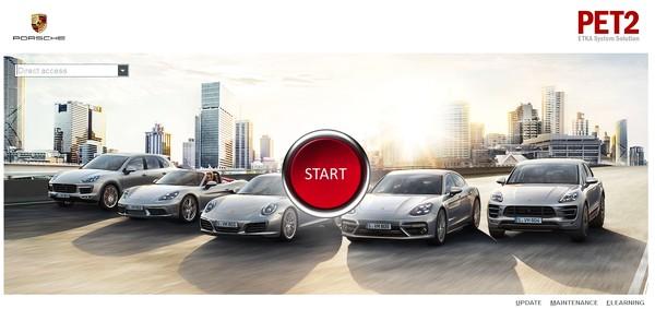 Porsche PET2 2020 version 8.0 543