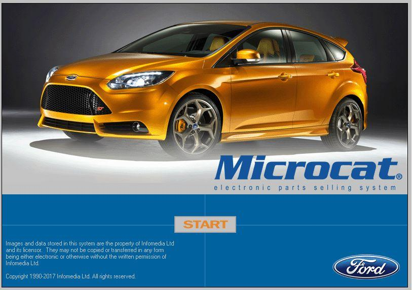 Microcat Ford 2019 Europe