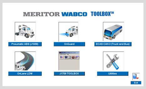Meritor WABCO TOOLBOX 12.3 Full Free Downlead
