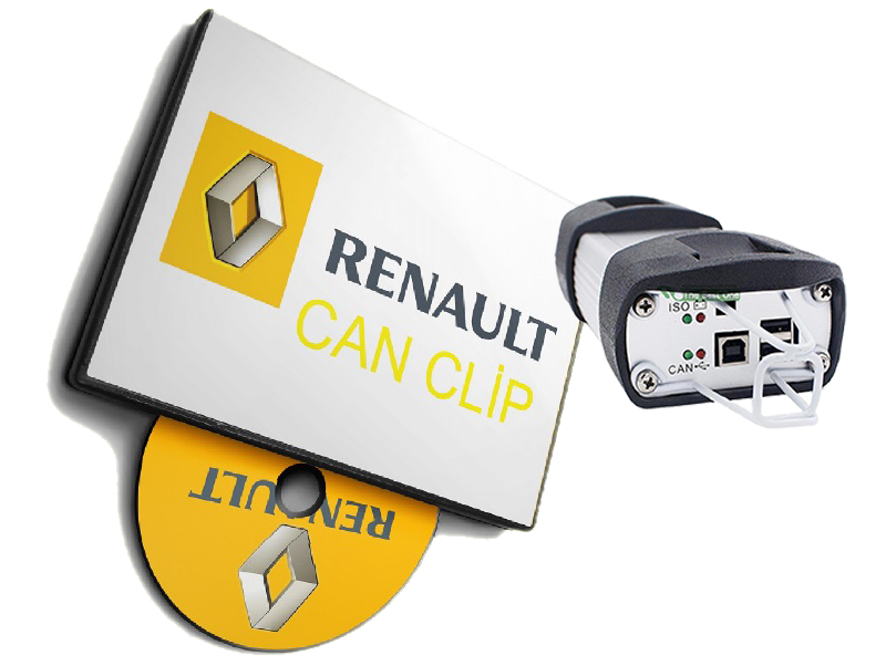 Renault CAN Clip