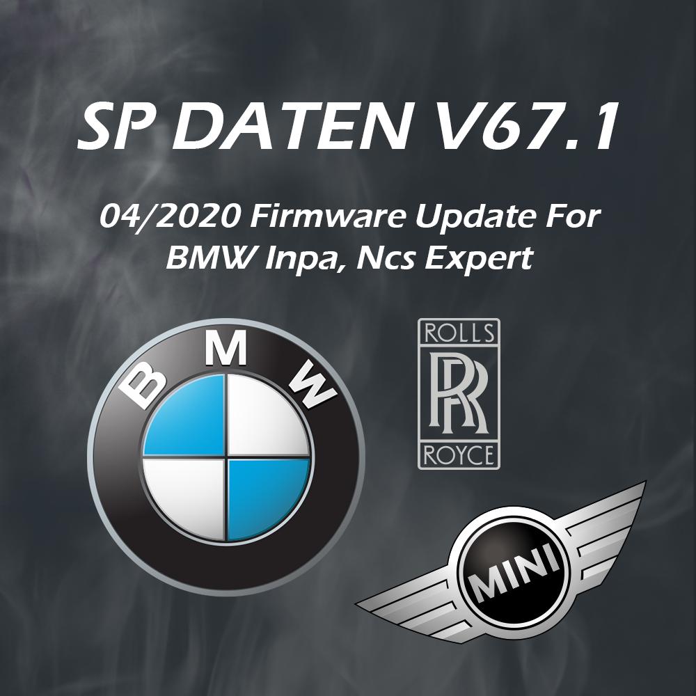 BMW SP-Daten